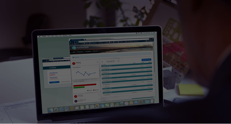 online banking provider